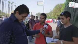 طلاب العلم في الجامعات المصرية !