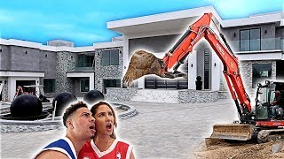 YOU WON'T BELIEVE WHAT'S HAPPENING WITH THE NEW ACE FAMILY HOUSE!!!