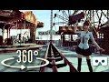Scary 360 Roller Coaster with Sea Monste...mp3