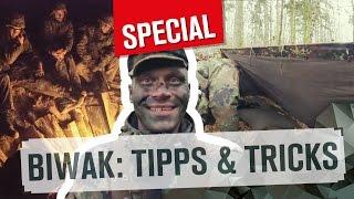 BIWAK: Tipps & Tricks | SPECIAL