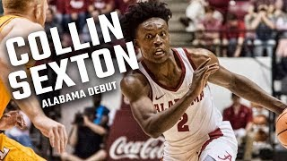 Watch footage from Collin Sexton