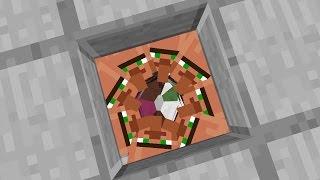 Villager Brutmaschine! Dorfbewohner züchten! - Minecraft Tutorial