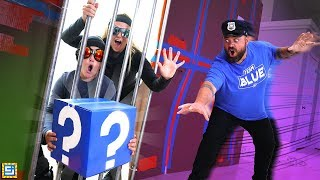 Cyber Spy Security Mystery Box Capture Escape Room Challenge!