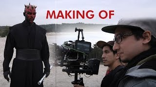 Behind the Scenes of DARTH MAUL: APPRENTICE (NEW)