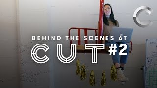 Behind the Scenes at Cut #2