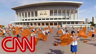 An ordinary day in North Korea - 360 Video