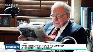 Why Warren Buffett Is Reducing His Stake in IBM