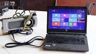 How to setup External GPU with Laptop