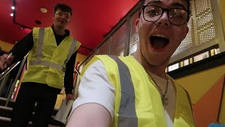 Sneaking in ANYWHERE for FREE (Yellow Vest Experiment)