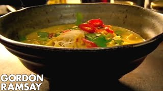 Coconut Glass Noodle Soup | Gordon Ramsay