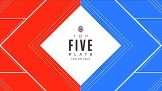 HCS New Orleans Top 5 Plays | Halo esports
