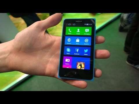 Nokia X/ Nokia X Plus Hands On (Dual SIM)