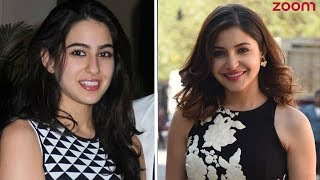 Sara Ali Khan To Star In Anushka Sharma