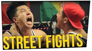 Off The Record: Funny Fight Videos Are Funny ft. Ricky Shucks & DavidSoComedy