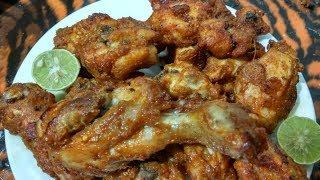 Chicken Fry 5 min Recipe -Delhi  Jama masjid famous fried chicken /Ramazan special