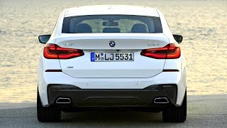 2018 BMW 640i Gran Turismo M Sport Package - Driver-Focused and Spacious for Passengers