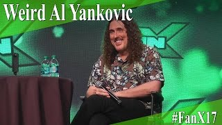 """Weird Al"" Yankovic - Full Panel/Q&A - FanX 2017"