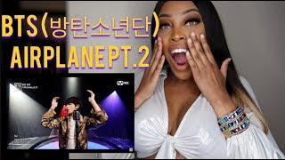 BTS (방탄소년단) - Airplane pt.2 @BTS COMEBACK SHOW| Ashley Deshaun