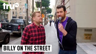 Billy on the Street - Curbside Conga Line with James Corden!