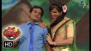 Racha Ravi Performance | Jabardsth | 22nd June 2017 | ETV  Telugu