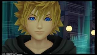 Kingdom Hearts 2.8 Cutscene: Roxas