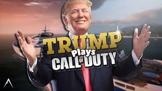 Trump Plays Call of Duty!