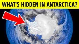 10 Strange Things Found Frozen In Ice Antarctica
