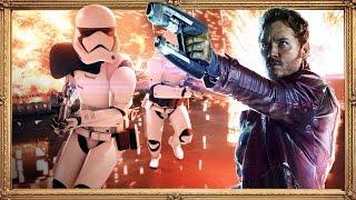 Die letzten Jedi & Böse Kampagne in Battlefront 2? - #NerdScope Nr. 9