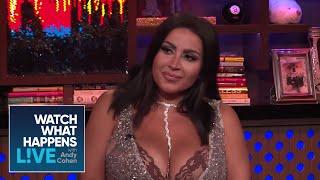 "Is Mercedes ""MJ"" Javid Jealous Of Asa Soltan Rahmati's Pregnancy? | Shahs Of Sunset | WWHL"