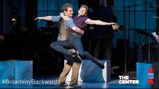 """Sixteen Going On Seventeen"" Andrew Keenan-Bolger, Jay Armstrong Johnson - Broadway Backwards 2017"