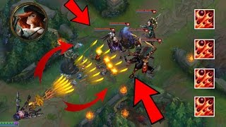 THE ULTIMATE MISS FORTUNE MONTAGE - BEST MISS FORTUNE PLAYS 2017 - ( League of Legends / LOL)