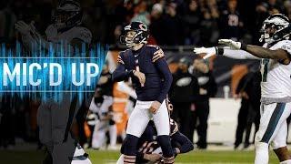 Eagles vs. Bears Mic