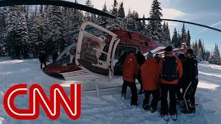 Search and rescue in the Rocky Mountains - 360 Video