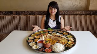 Mumbai Food | Biggest Thali