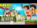 PİRAMİT ADASINDAN KAÇIŞ - Minecraft