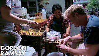 Gordon Ramsay Learns How To Make A Thai Sausage   Gordon