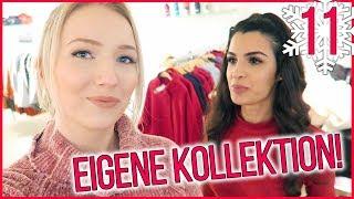Ihre EIGENE MODE-KOLLEKTION! Vlogmas Tag 11 - Kathi2go