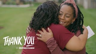 A Heartfelt Thank You from Quicken Loans   DeQuinda