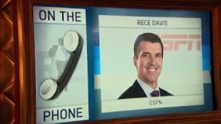 ESPN College Football Gameday Host Rece Davis on How Clemson Beat Alabama - 1/10/17