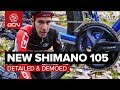 New Shimano 105 Groupset - Detailed & De...mp3