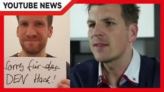 BeHaind schaltet Staatsanwaltschaft ein | Fabian Siegismund gehackt