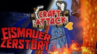 DIE EISMAUER WURDE IM KRIEG ZERSTÖRT. . |  CRAFT ATTACK SEASON 4