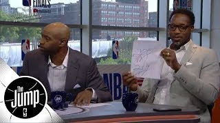 Vince Carter and Tracy McGrady: Kawhi Leonard about to get paid by Spurs | The Jump | ESPN