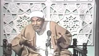تفسير سورة الفاتحة  5    للشيخ الشعراوي