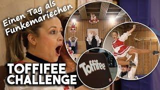 Einen Tag als FUNKEMARIECHEN I Toffifee CHALLENGE  (P) Köln I Mellis Blog