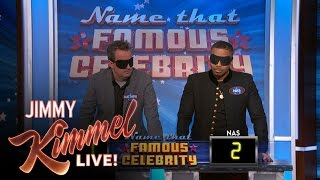 Name That Famous Celebrity - Matthew Perry vs. Nas