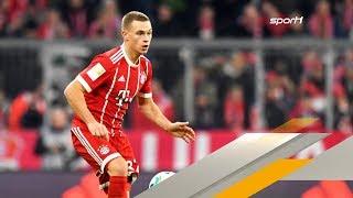 FC Bayern will Joshua Kimmich mit neuem Vertrag belohnen | SPORT1 TRANSFERMARKT