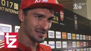 """Mats Hummels: """"Werden richtig gefordert die nächsten Wochen..."""" (FC Bayern)"""