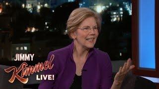 Senator Elizabeth Warren on Health Care & Minimum Wage