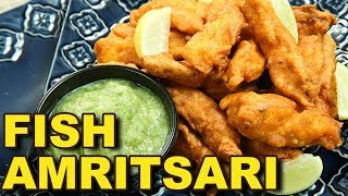 Amritsari Fish Fry Recipe | Fish Recipe | How To Make Amritsari Fish Fry | Fish Fry Recipe | Varun